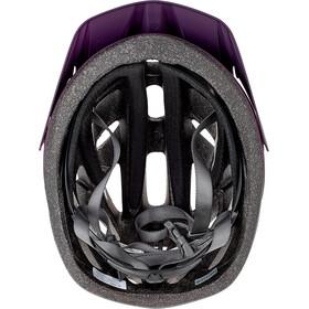 Giro Hex Kypärä, matte dusty purple/charcoal